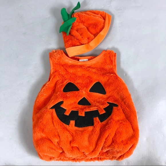 Baby Boy And Girl Matching Halloween Costumes.Koala Kids Costumes Baby Pumpkin Halloween Costume 69m